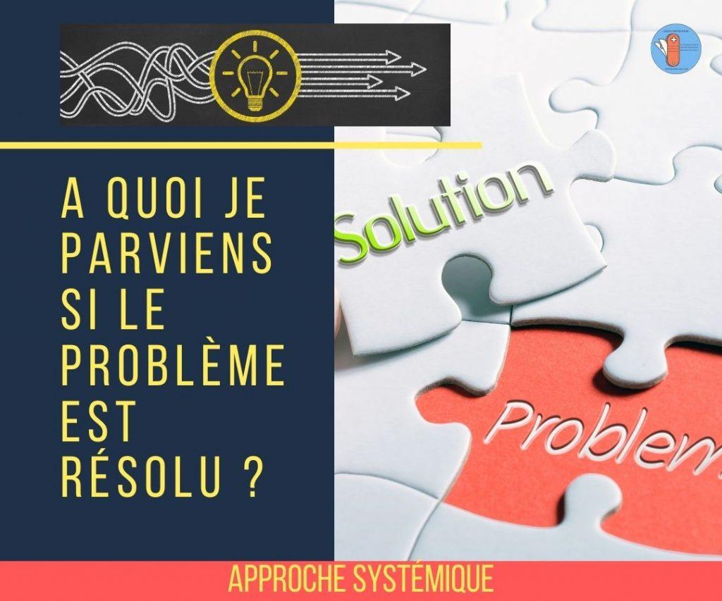 L'approche systémique pour résoudre un problème en entreprise